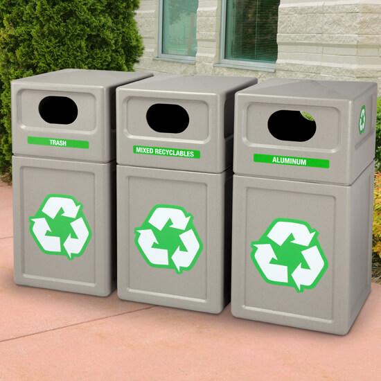 Spectrum Recycler Beige