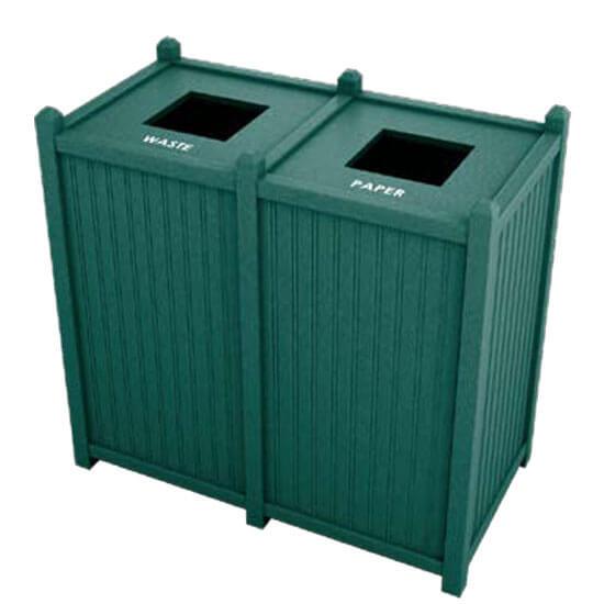 Aruba Double top load recycler