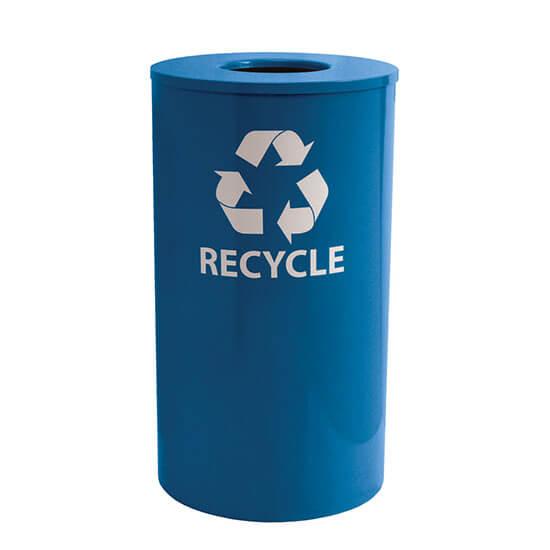 Big Blue Recycler