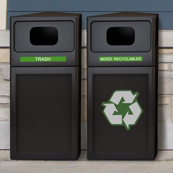 Spectrum Recycler Black