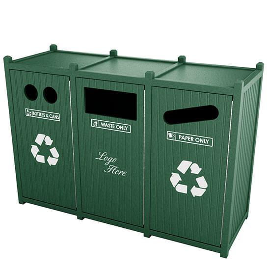 Aruba Triple sideload recycler