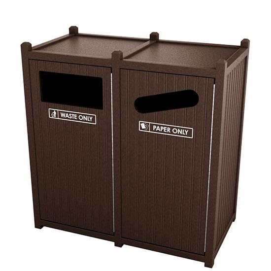 Aruba Side Load Double Recycler