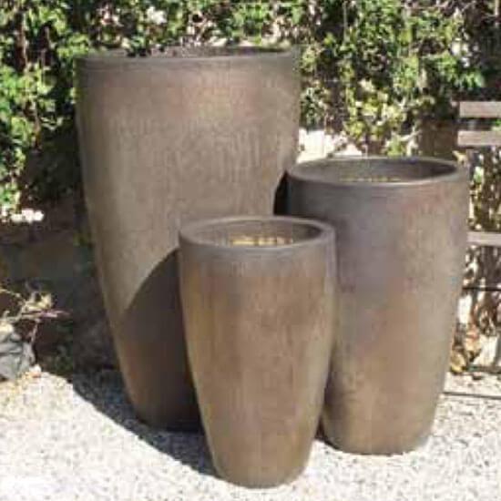 Tall Cone Bronze
