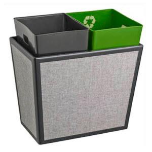 Hotel Room Recycling Bins