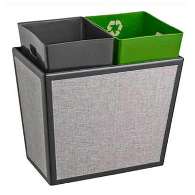 Linen & Ebony Recycler