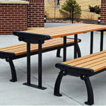 Lincolnshire Picnic Table & Bench
