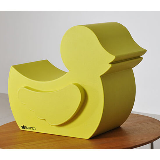 Rubber Ducky Couch