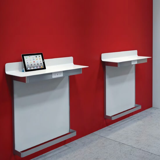 Go To Wall Mount Worktable