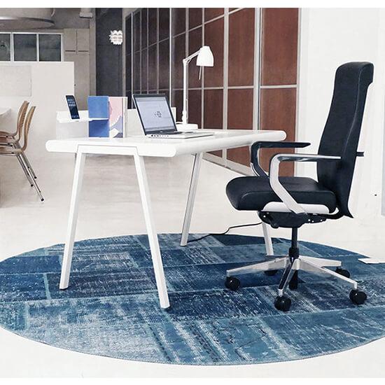 Nik Desk White