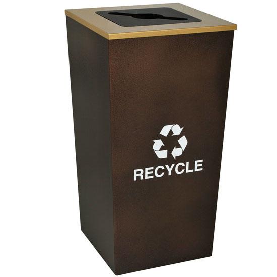 Metro Largo Recycle Only