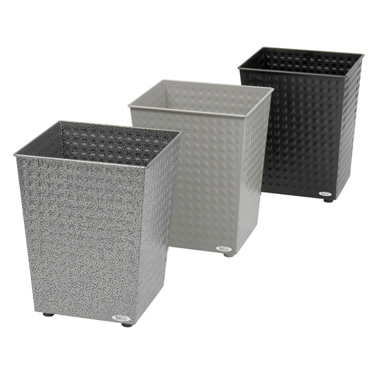 Check Mate Waste Basket