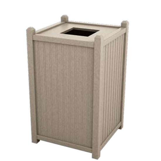 Wood  posite Trash Receptacles besides Symb plan bw suite further Outside Storage Shed additionally Product also In Praise Of Laundry Chutes And Other Vintage Technology. on wooden trash receptacle