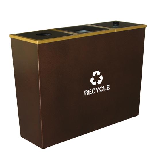 Metro 3 stream Recycler