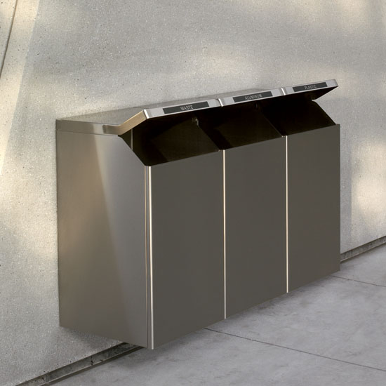 Timo Square Recycling Station