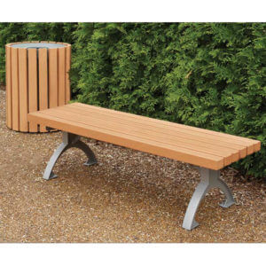 Composite U0026 Wood Benches