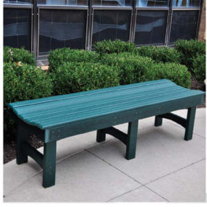 Composite Wood Benches Infinity Modular Recycled Plastic Parkway Estes